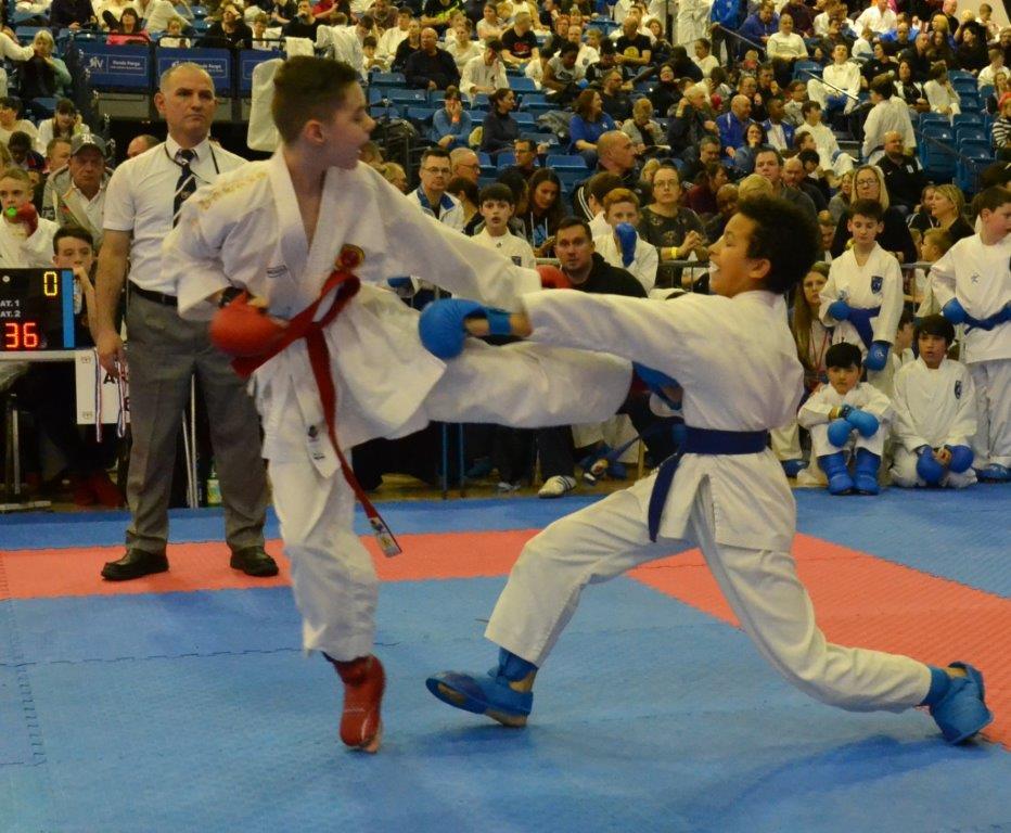 Results of 2017 English Kyu Grade Championships – Sheffield