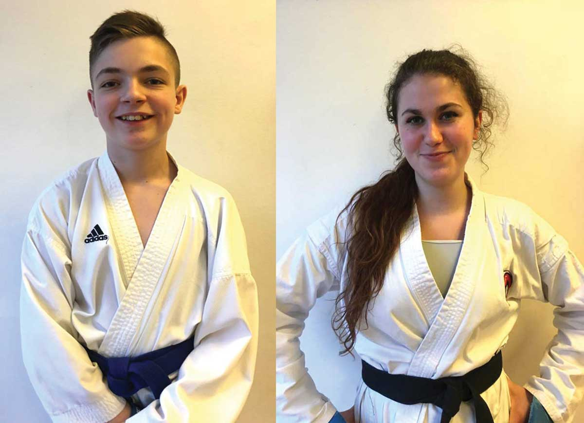 Congrats to Jack Mcgrath and Hazel Flaherty selecting onto England A Squad